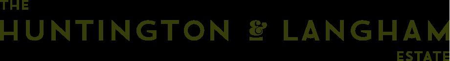 Huntington and Langham main logo