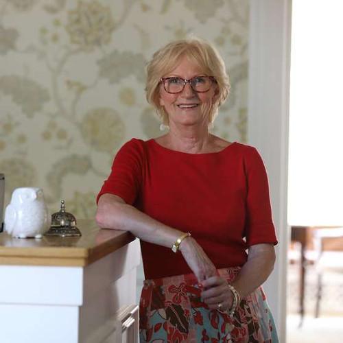 Christine Glen West